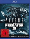 ALIENS VS. PREDATOR 2 - KINOFASSUNG - BLU-RAY - Horror
