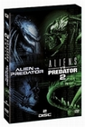 ALIEN VS. PREDATOR 1+2 [2 DVDS] - DVD - Horror