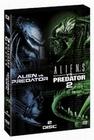 ALIEN VS. PREDATOR 1+2 [2 DVDS] - DVD - Horror