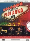 PAUL ANKA - LIVE IN CONCERT (+ CD) - DVD - Musik