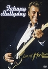 JOHNNY HALLYDAY - LIVE AT MONTREUX 1988 - DVD - Musik