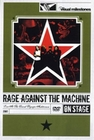 RAGE AGAINST THE MACHINE - LIVE AT .../ON STAGE - DVD - Musik