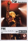 PINK - LIVE IN EUROPE: TRY THIS TOUR/ON STAGE - DVD - Musik