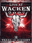 LIVE AT WACKEN 2007 - 18 YEARS IN ... [2 DVDS] - DVD - Musik