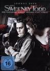 SWEENEY TODD - DER TEUFLISCHE BARBIER AUS DER... - DVD - Musical