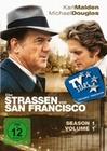DIE STRASSEN VON SAN FRAN... - SEAS. 1.1 [4 DVDS] - DVD - Thriller & Krimi