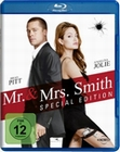 MR. & MRS. SMITH - BLU-RAY - Thriller & Krimi