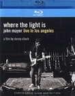 JOHN MAYER - WHERE THE LIGHT IS/LIVE IN LOS ... - BLU-RAY - Musik