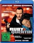 RUBY & QUENTIN [SE] - BLU-RAY - Komödie