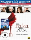 DER TEUFEL TRGT PRADA - BLU-RAY - Komdie