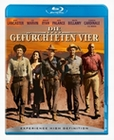 DIE GEFRCHTETEN VIER - BLU-RAY - Western