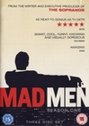 MAD MEN - SEASON 1 [3 DVDS] - DVD - TV-Serie