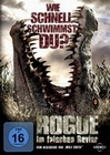 ROGUE - IM FALSCHEN REVIER - DVD - Horror