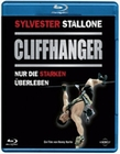 CLIFFHANGER - HANG ON - BLU-RAY - Action