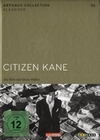 CITIZEN KANE - ARTHAUS COLLECTION LITERATUR - DVD - Unterhaltung