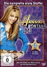 HANNAH MONTANA - STAFFEL 1 [4 DVDS] - DVD - Kinder