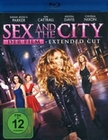 SEX AND THE CITY - DER FILM/EXTENDED CUT - BLU-RAY - Komödie