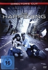 THE HAPPENING - DIRECTOR`S CUT - DVD - Horror