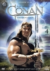 CONAN - DER ABENTEURER - BOX 2 [4 DVDS] - DVD - Abenteuer