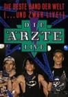 DIE ÄRZTE - LIVE/DIE BESTE BAND DER WELT ... - DVD - Musik