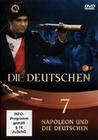 DIE DEUTSCHEN 07 - NAPOLEON UND DIE DEUTSCHEN - DVD - Geschichte