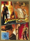 INDIANA JONES - THE COMPLETE COLLECTION [5 DVDS] - DVD - Abenteuer
