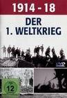 DER 1. WELTKRIEG - 1914-18 - DVD - Geschichte