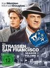 DIE STRASSEN VON SAN FRAN... - SEAS. 1.2 [4 DVDS] - DVD - Thriller & Krimi