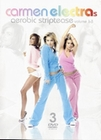 CARMEN ELECTRA`S AEROBIC STRIPTEASE 1-3 [3 DVDS] - DVD - Sport