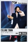 CELINE DION - THE COLOUR OF MY LOVE/ON STAGE - DVD - Musik