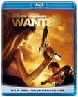 WANTED - BLU-RAY - Action