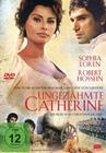 UNGEZÄHMTE CATHERINE - DVD - Komödie