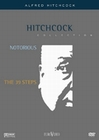 HITCHCOCK COLLECTION - NOTORIOUS/... [2 DVDS] - DVD - Thriller & Krimi