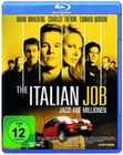 THE ITALIAN JOB - JAGD AUF MILLIONEN - BLU-RAY - Action