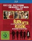 BURN AFTER READING - WER VERBRENNT SICH HIER... - BLU-RAY - Unterhaltung