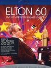 ELTON JOHN - ELTON 60/LIVE AT MADISON SQUARE ... - BLU-RAY - Musik
