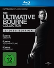 DIE ULTIMATIVE BOURNE COLLECTION [3 BRS] - BLU-RAY - Thriller & Krimi