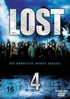 LOST - STAFFEL 4 [6 DVDS] - DVD - Abenteuer