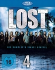 LOST - STAFFEL 4 [5 BRS] - BLU-RAY - Abenteuer