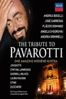 THE TRIBUTE TO PAVAROTTI - ONE AMAZING WEEKEND.. - BLU-RAY - Musik