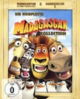 MADAGASCAR - DIE KOMPLETTE COLLECTION [2 BRS] - BLU-RAY - Kinder