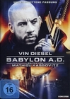 BABYLON A.D. - UNCUT - DVD - Action