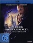 BABYLON A.D. - UNCUT - BLU-RAY - Action