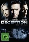 DECEPTION - TÖDLICHE VERSUCHUNG - DVD - Thriller & Krimi