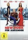 NEW YORK FÜR ANFÄNGER - DVD - Komödie