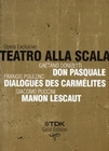 TEATRO ALLA SCALA - GOLD EDITION [3 DVDS] - DVD - Musik