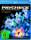 PAYCHECK - DIE ABRECHNUNG - BLU-RAY - Action