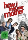 HOW I MET YOUR MOTHER - SEASON 2 [3 DVDS] - DVD - Comedy