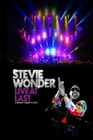 STEVIE WONDER - LIVE AT LAST/A WONDER.. (DIGIPAK - DVD - Musik