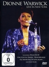 DIONNE WARWICK - LIVE IN NEW YORK - DVD - Musik